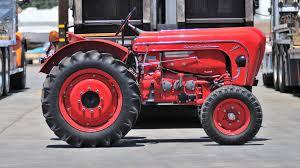 Porsche 1954 1954 Porsche Allgaier A133 Diesel S185 Monterey 2013