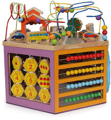 wooden bead toy table activity cube activity cube wooden play bead toys bead table bead