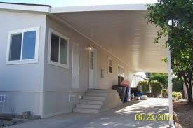 Mobile Awnings Mobile Home Awnings Central Valley Awning