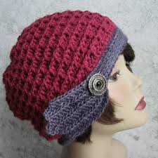 crochet band womens crochet hat pattern waffle stitch with trim band