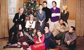 check out the family cast then and now