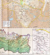 Where Is Mount Everest On A World Map by Map Of The Mount Everest Base Camp Nepal National Geographic