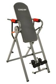 body power health and fitness inversion table conquer 6 in 1 inversion table power tower buy orange