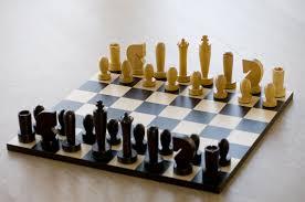 contemporary chess sets artenzo
