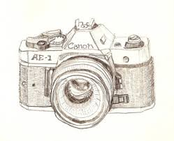 drawn camera favim pencil and in color drawn camera favim