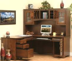 Cherry Desks With Hutch Cherry Home Office Furniture Black Office