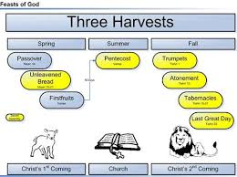 seven feasts of the messiah the last 3 fall feasts of the lord