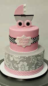 baby shower cakes for a girl baby shower cakes fluffy thoughts cakes mclean va and