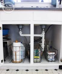 the 15 smartest storage hacks for under your sink hometalk