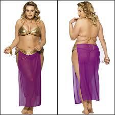 costumes women new plus size women s purple harem slave bedroom complete costume skirt g string