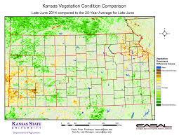 Kansas State Campus Map by K State Agronomy Eupdates Eupdates