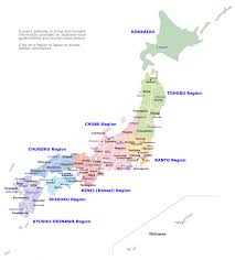 Map Japan Impressum