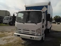 isuzu box van truck for sale 1173