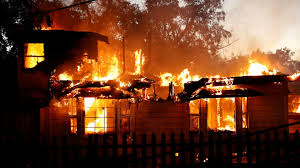 Wildfire Clearlake Ca by Man Charged With Arson For California U0027s Clayton Wildfire The