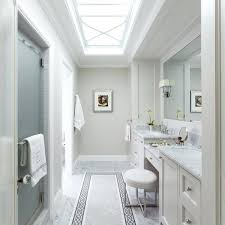 galley bathroom designs galley style bathroom bathroom ideas bathroom designs and photos