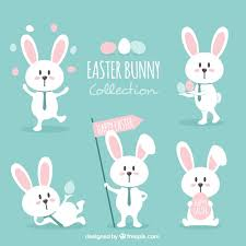 bunny easter bunny vectors photos and psd files free