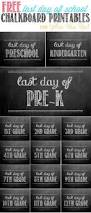 free printable last day of chalkboards photos