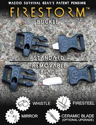 bracelet survival kit images Wazoo survival gear base survival kit bracelet jpg