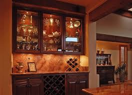 built in wine bar cabinets beautiful wine cabinet and bars home design and decor