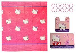 Bathroom Rugs For Kids - hello kitty bathroom rug