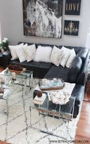 Living Room Area Rugs Rustic Glam Living Room New Rug Glam Living Room Living Rooms