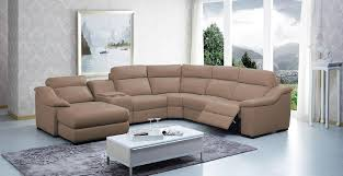 Microfiber Sectional Sofa Microfiber Sectional Sofas With Recliners Doherty House Best