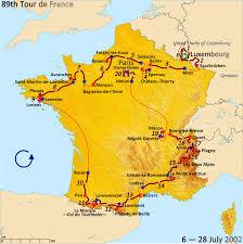 Metz France Map by 2002 Tour De France Wikipedia