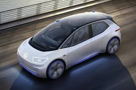 volkswagen electric concept volkswagen shows i d concept for new electric vehicle news
