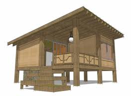 one bedroom cottage plans eplans contemporary modern house plan modern one bedroom cabin