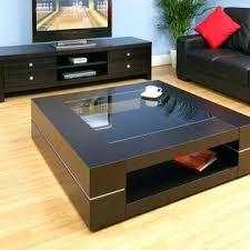 espresso square coffee table espresso square coffee table writehookstudio com