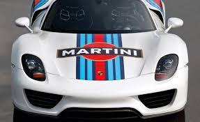 porsche martini livery 2014 porsche 918 spyder with martini racing livery photo 467488 s