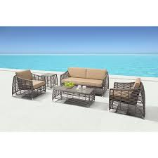Modern Outdoor Coffee Table Trixie Modern Outdoor Arm Chair Eurway Furniture