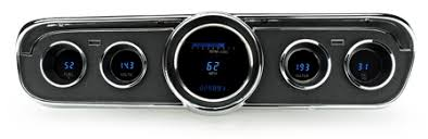 1966 ford mustang dash 1965 1966 ford mustang digital instrument system