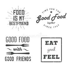 themed quotes food quotes stock vector illustration of message inspirational
