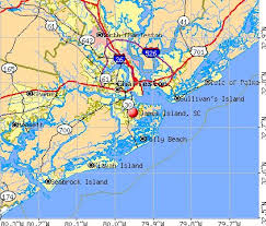 sc highway map highway map of eastern seaboard of u s showing island