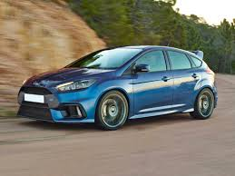 Ford Escape Manual - 2017 ford focus rs deals prices incentives u0026 leases overview