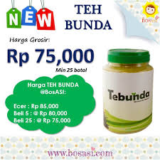 Teh Bunda bosasi babyshop shop line