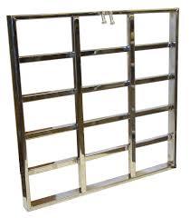 chrome steel grille case ih parts case ih tractor parts
