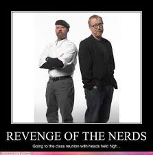 Revenge Of The Nerds Meme - revenge of the nerds mythbusters know your meme