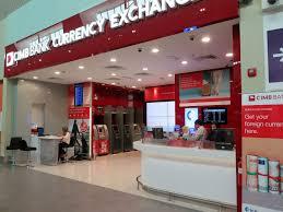 bureau de change malaysia cimb bank currency exchange at the klia2 ii malaysia airport