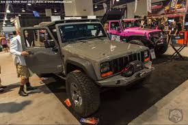 sema jeep yj sema a jeep wrangler inspired from an unexpected place something