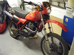 as it was honda xl500r pinterest honda