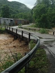 West Virginia travel towel images West virginia floods sweep burning house away in facebook video jpg