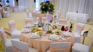 Wedding Table Set Up Wedding Table Set Up Stock Footage Video 18492103 Shutterstock