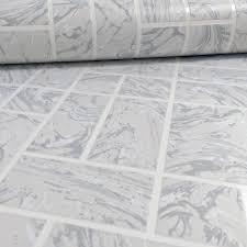 Black And White Wallpaper For Bathrooms - flooring kitchen tile effect wallpaper contour checkered tile