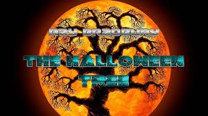 orange halloween tree ray bradbury the halloween tree audiobook full read by june