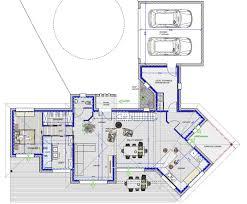 plan de maison 5 chambres plan maison 5 chambres