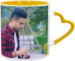 akhil hair style muggies magic akhil hairstyle 2017 ceramic mug price in india buy