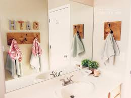 Bathroom Towel Hooks Ideas Bathroom Bathroom Towel Bar Placement Rmrwoods House