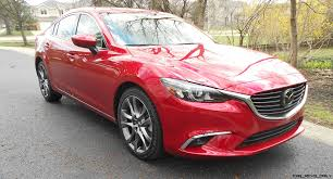 mazda 6 road test review 2016 mazda6 by ken